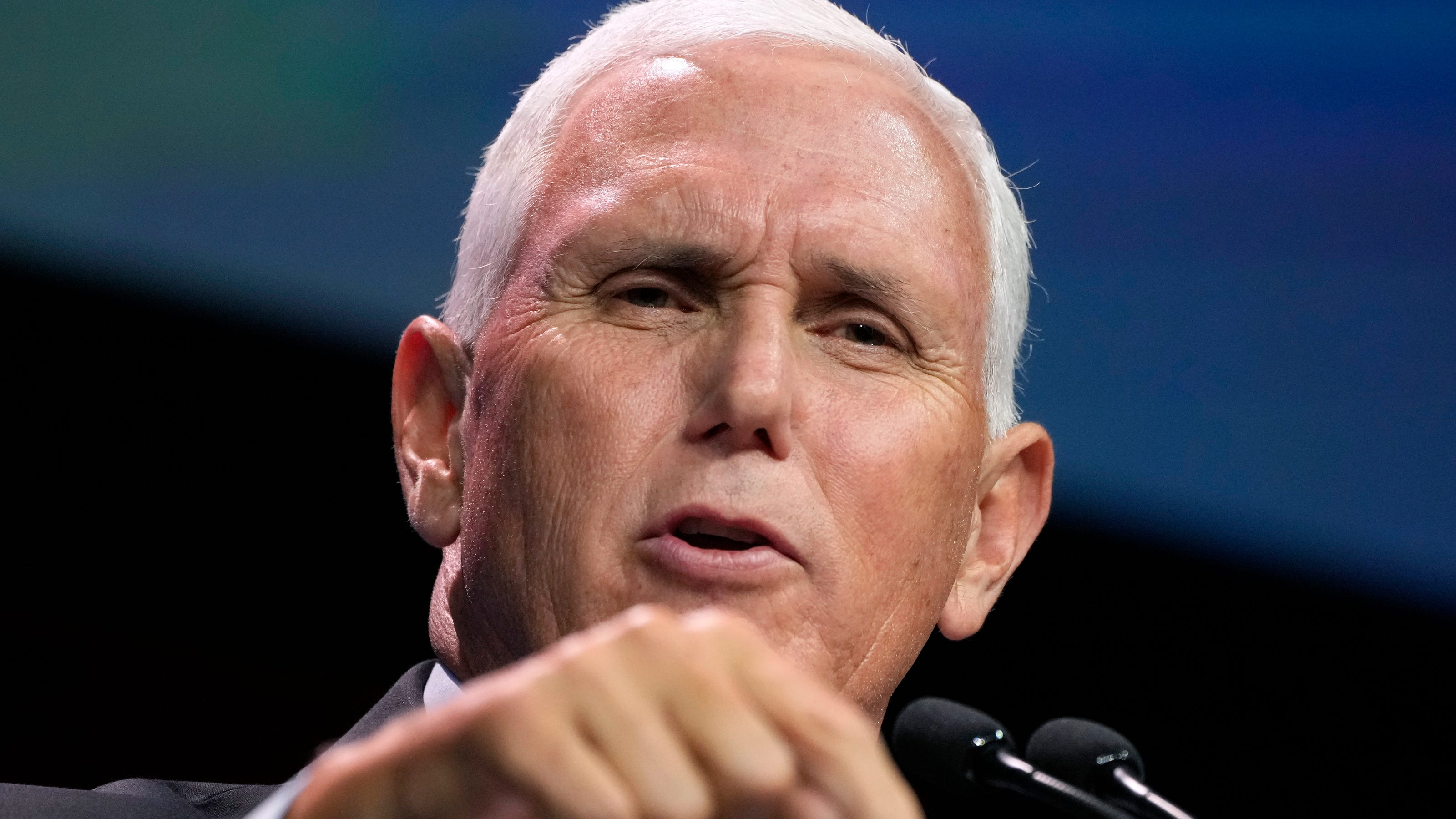 Mike Pence joins conservative groups in jumping into abortion debate at Supreme Court