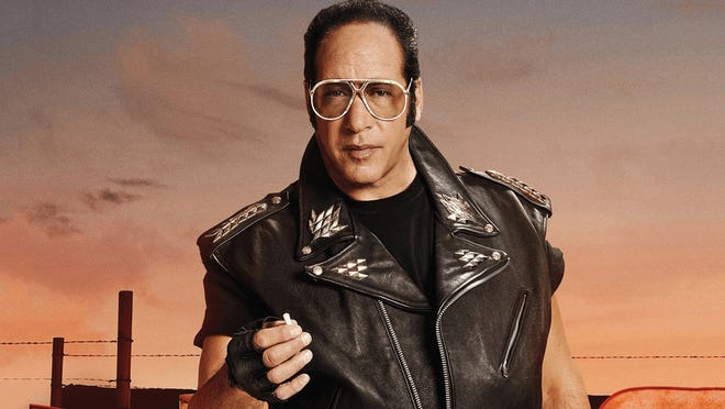 Comedian Andrew Dice Clay is coming to Austin for two nights of shows.