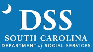 The official logo of the S.C. Department of Social Services.