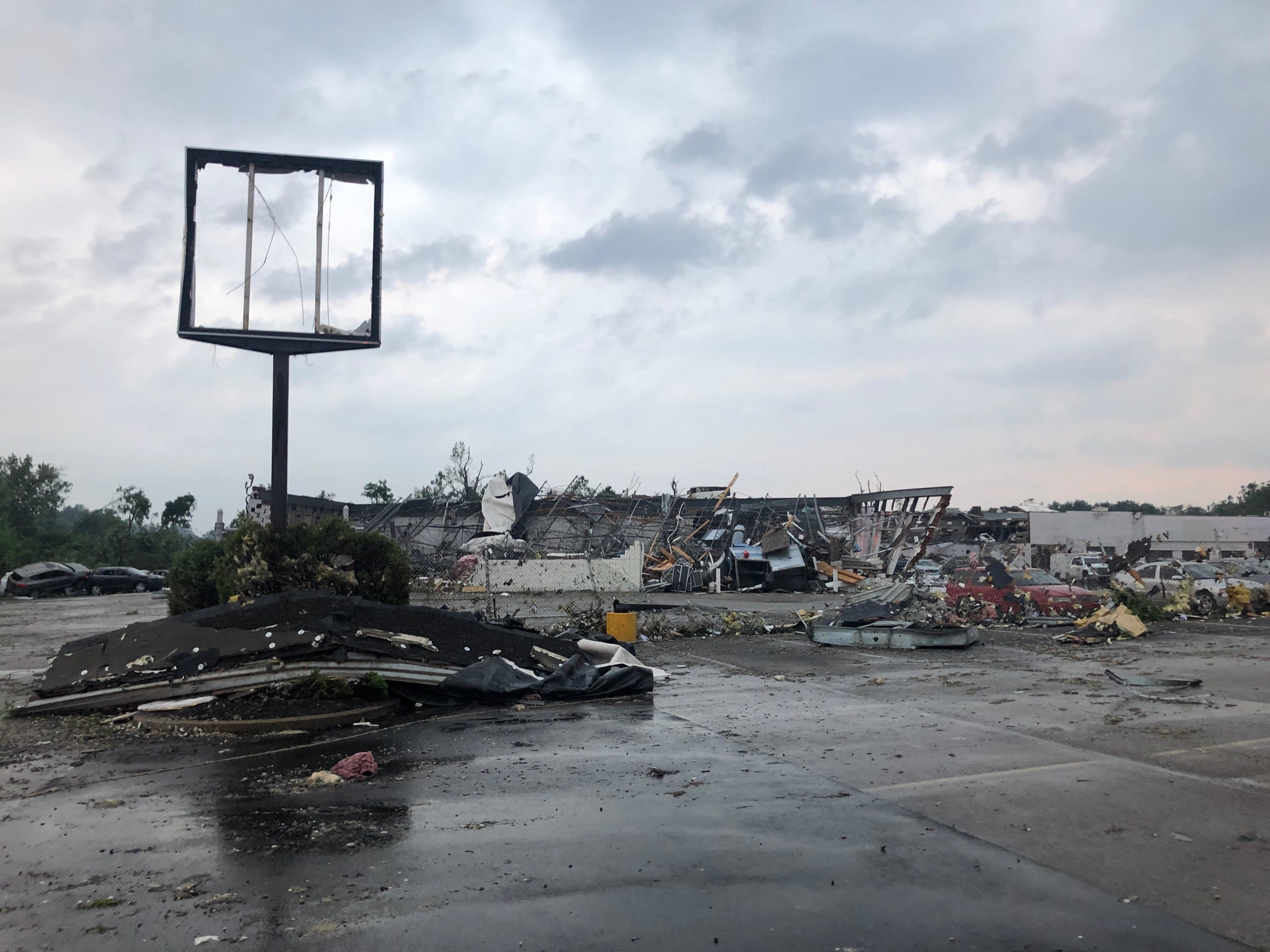 Tornadoes confirmed in Bucks at Solebury and near Neshaminy Mall