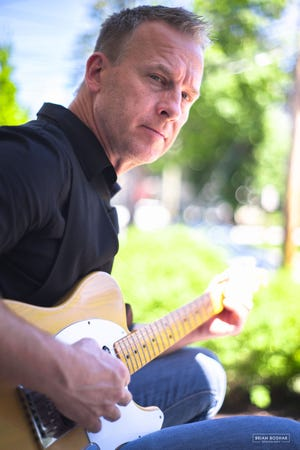 Paul Nelson of Manchesterwill be performing live at the Dover Public Library on Thursday, Aug.12 from 6:30 to 8 p.m.