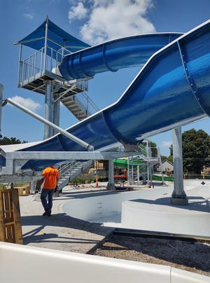 Opening of a newly renovated municipal pool has been delayed again, this time to Aug. 9.
