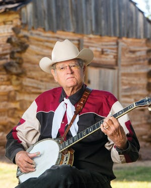 Author John R. Erickson will give two 30-minute performances at 10:30 a.m. and noon Saturday at the National Ranching Heritage Center at Texas Tech University.