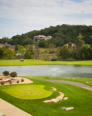 There are dozens of signature golf courses in the lake area.