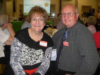Donna and Jim Setzler will be heading up the Monroe County Farm Bureau food concession again this year at the fair.