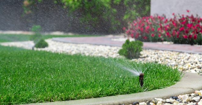 Proper watering is essential in establishing and maintaining a landscape, according to Oklahoma State University Extension experts.