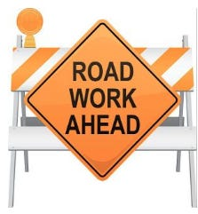 Late August will bring road blocks to First Street in Pratt as state project gets underway.