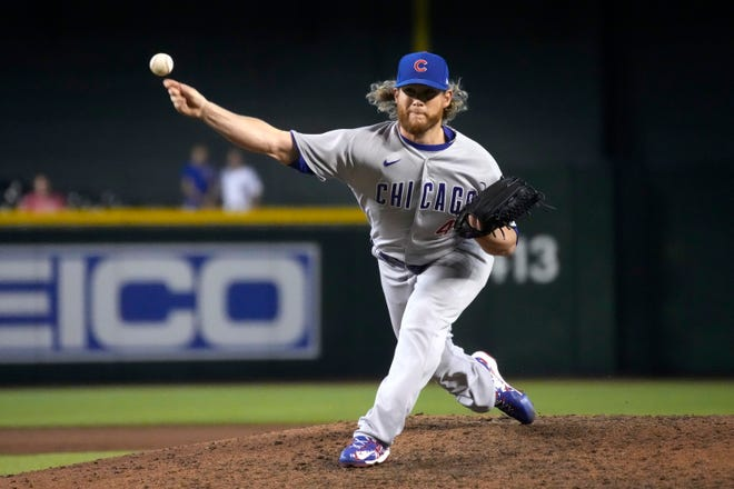 The Chicago White Sox acquired closer Craig Kimbrel from the crosstown Cubs on Friday.