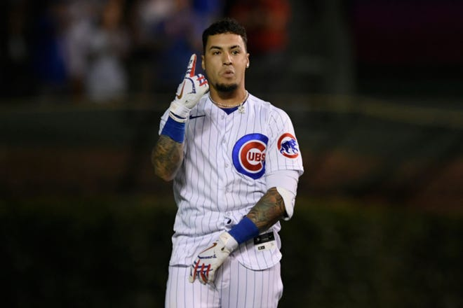 Javier Báez has reportedly been traded from the Chicago Cubs to the New York Mets at the deadline on Friday.