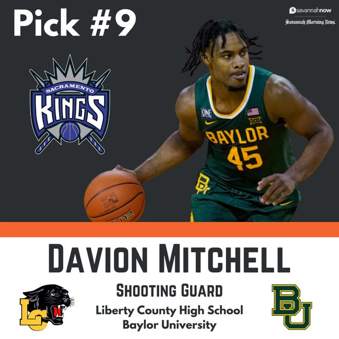 Davion Mitchell
