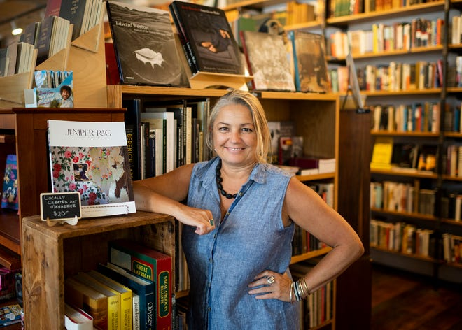 Michelle May is co-founder of the art magazine, Juniper Rag.