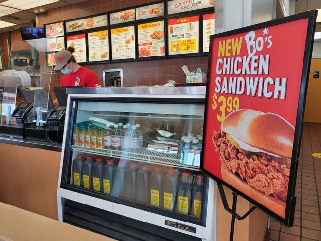 Bojangles' announced on Friday that it would be closing 277 restaurants on Aug. 30 and Sept. 13 to give its staff a break. The closings include two Fayetteville locations.