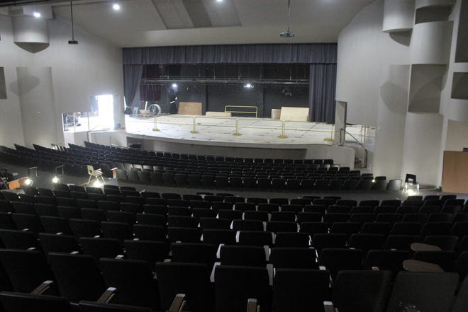Cullen Auditorium on the Abilene Christian University campus is getting a remodel and a new name, soon to be called the Pat Boone Theatre for singer Pat Boone, the No. 2 American artist of the 1950s behind Elvis Presley. It will be open in 2022.
