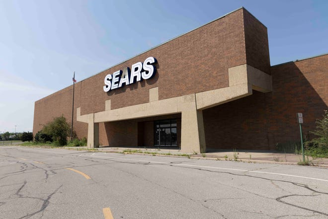 The Sears store at EastGate Mall photographed, Friday, July 30, 2021, in Union Township, Ohio.