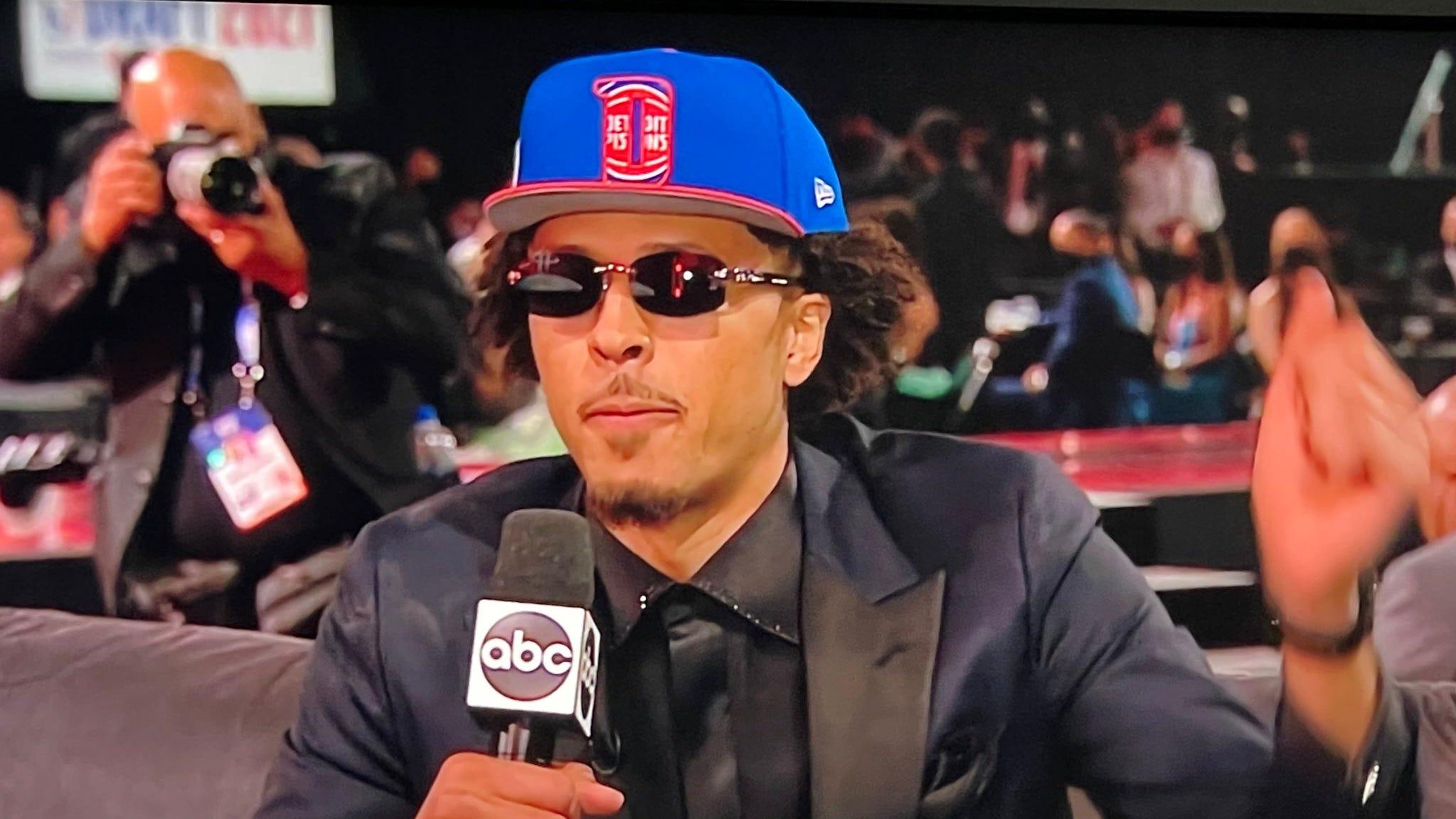 Detroit Pistons' Cade Cunningham, draft picks live updates