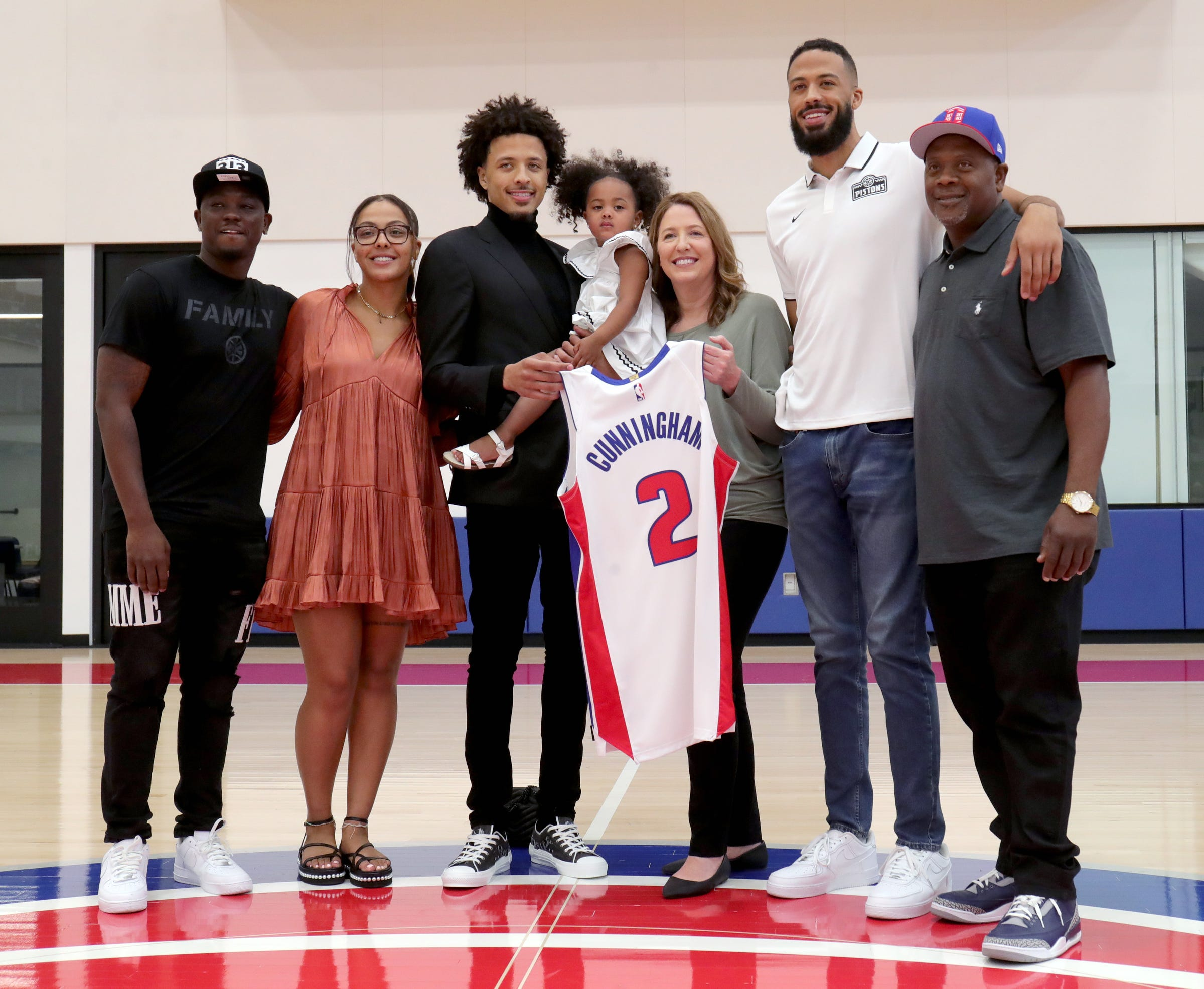 How Pistons' Cade Cunningham became can't miss player — aided by his brother & Larry Brown