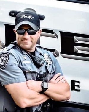 Youngsville Police Officer Randy Guidry, 34, died from complications from COVID-19, the chief said.
