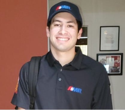 Jacob Dindinger, 20, was fatally shot July 18, 2021, in a deadly shooting while he was responding to a medical call in Tucson. Dindinger was an Emergency Medical Technician for American Medical Response in Tucson.