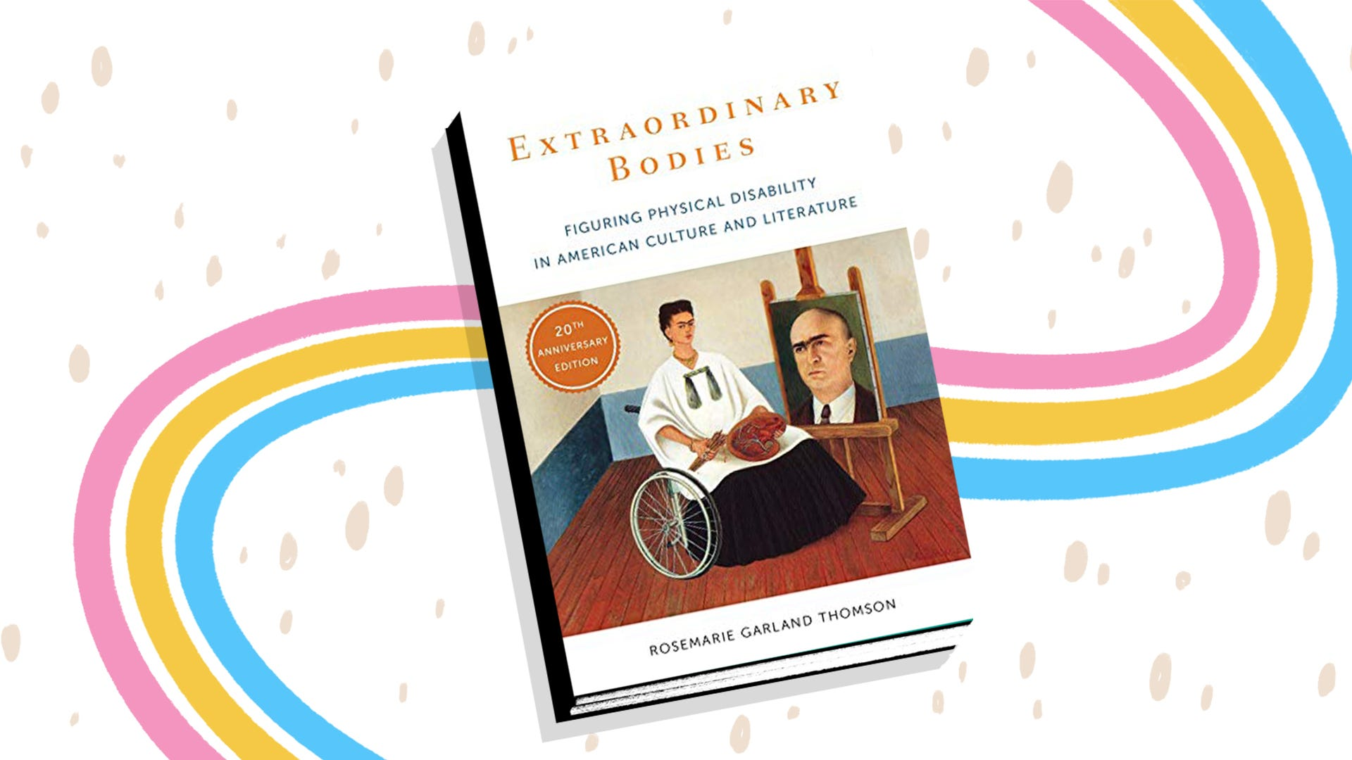 10 books to celebrate disability pride all year long