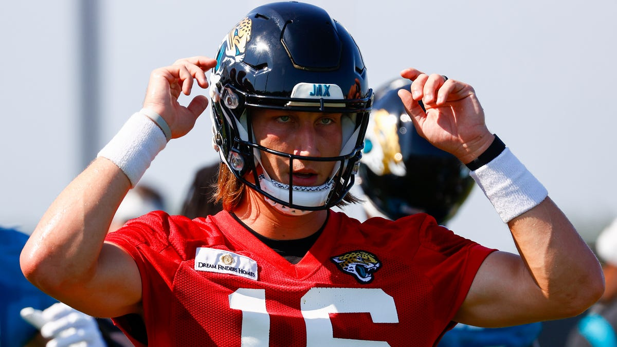 Opinion: First impression of Jacksonville Jaguars QB Trevor Lawrence: Wow.