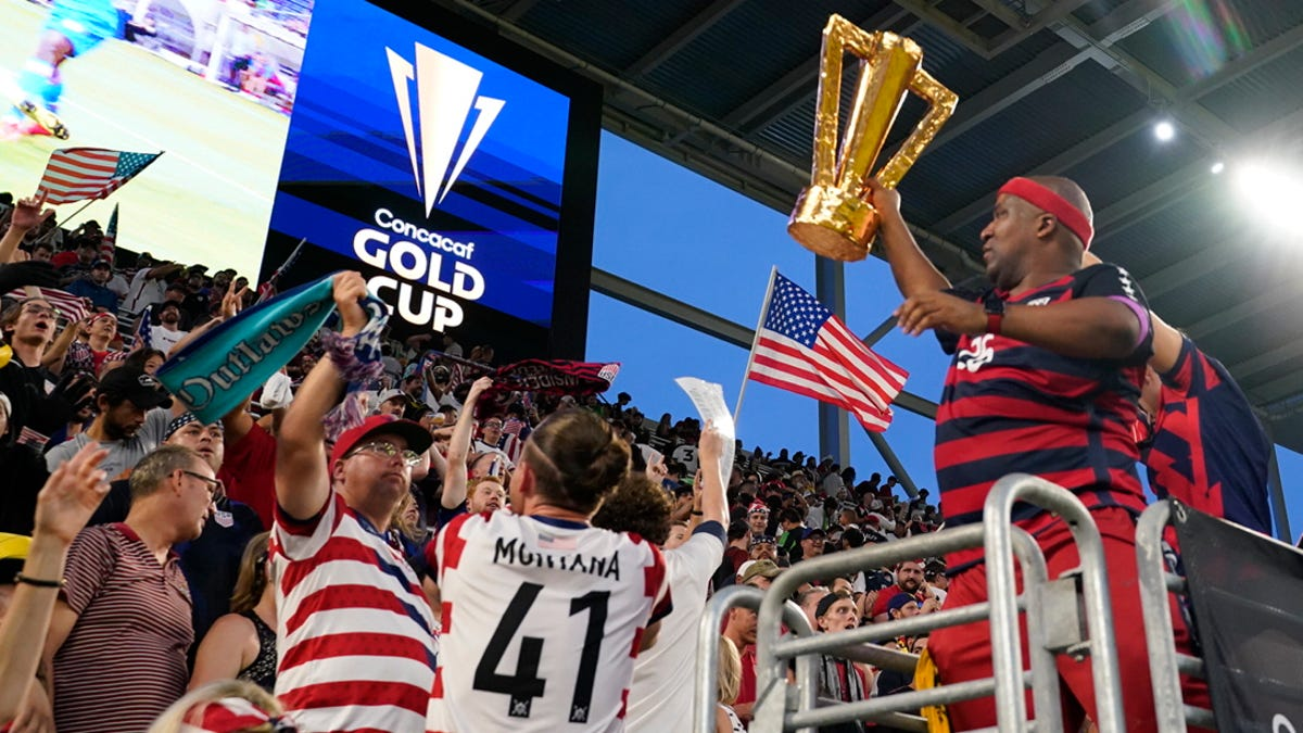 MLS notebook: Concacaf Gold Cup final between USMNT and Mexico caps busy weekend of soccer in America