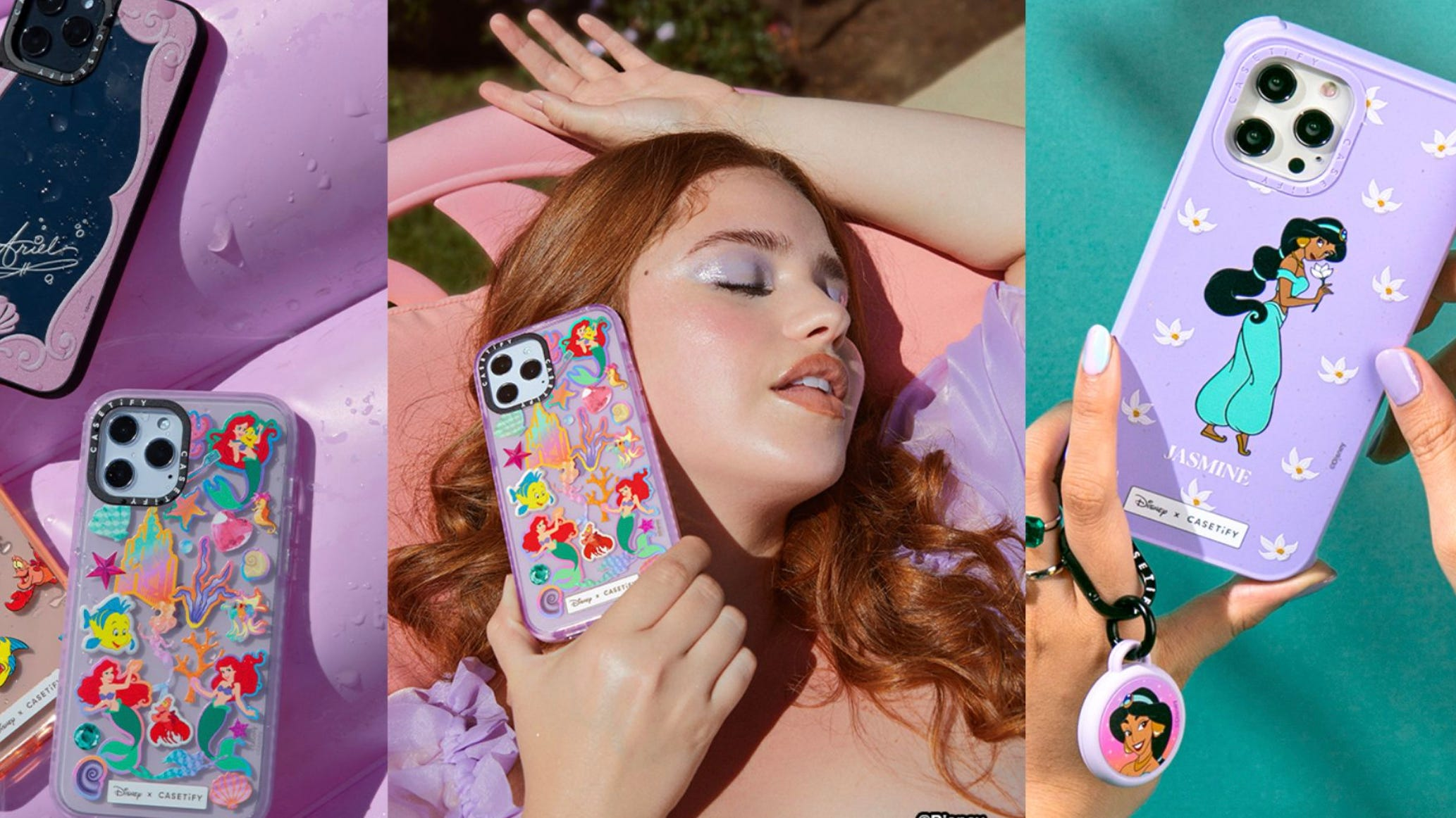 Casetify just dropped the cutest Disney Princess collection—here's what to buy