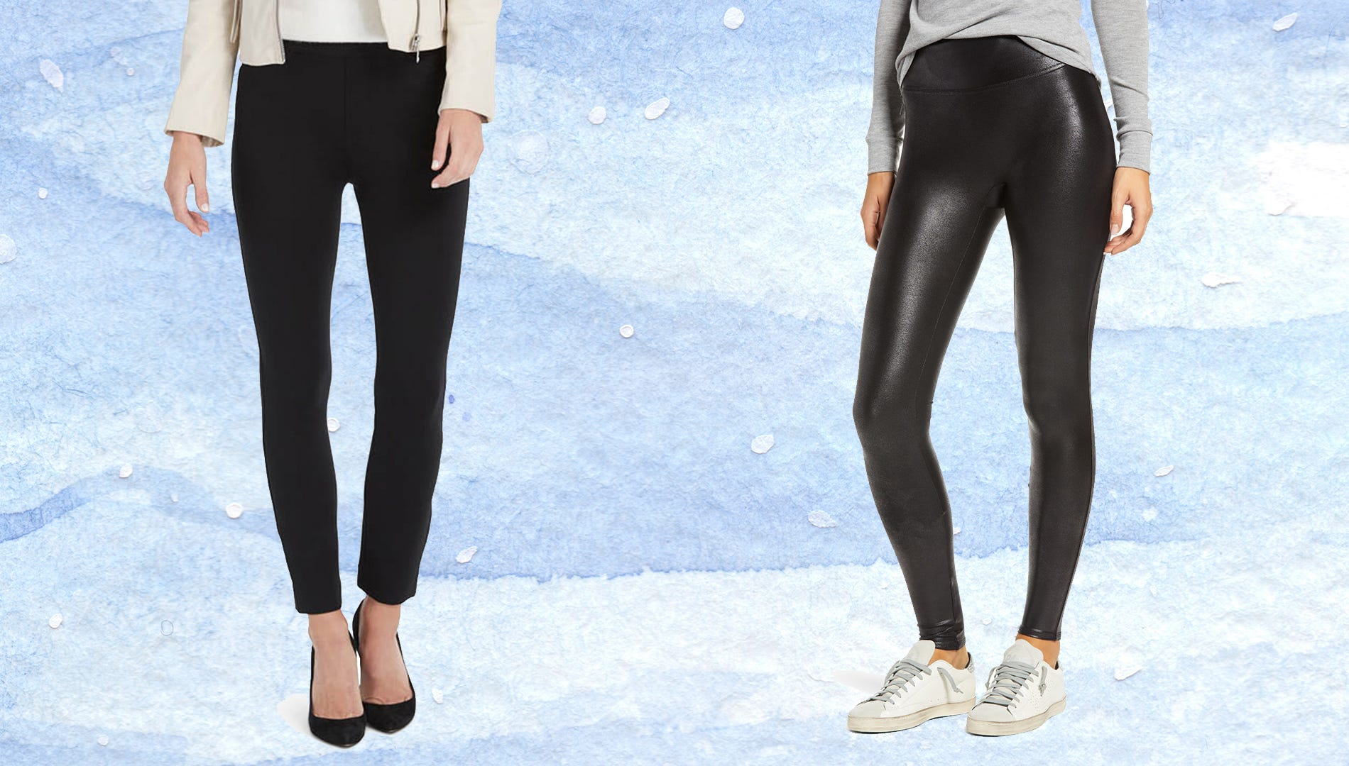 Spanx leggings are majorly marked down at the Nordstrom Anniversary Sale 2021