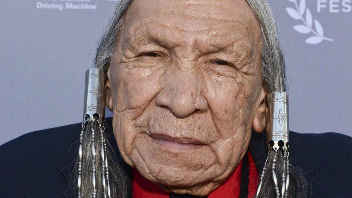 Saginaw Grant, prolific Native American actor, dies at 85