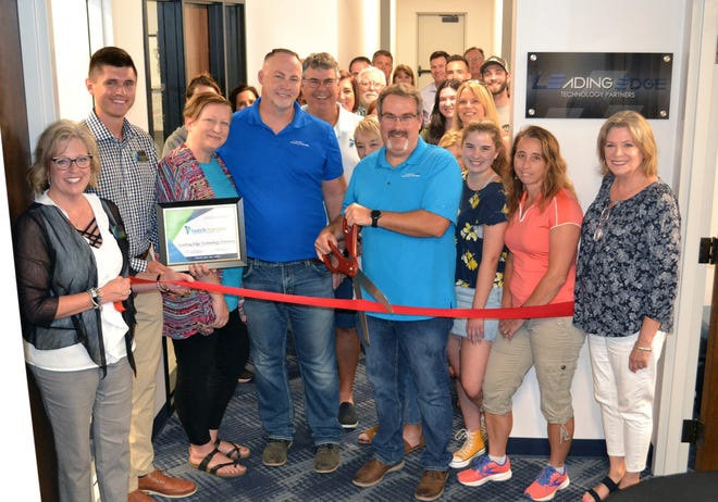 Congratulations to Leading Edge Technology Partners on their new office location at 517 E. 30th, Suite E. Initially founded in 2004 as Gavin Lusk Consulting, Leading Edge has been providing technology solutions to SMB, Local Government, Education, and Law Enforcement (KCJIS) clients throughout Kansas.