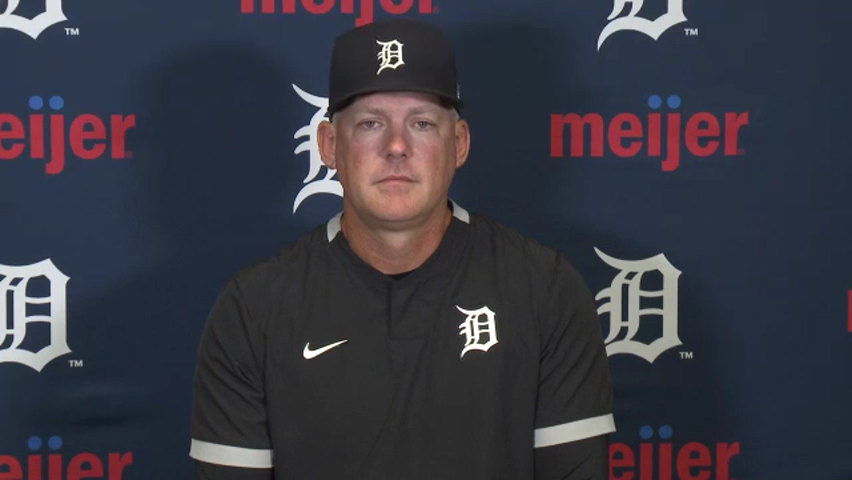 What Detroit Tigers manager AJ Hinch saw from Baltimore Orioles' Matt Harvey