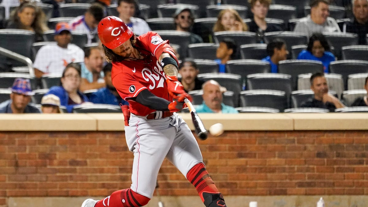 Reds notes: Rookie Jonathan India is showing he's underrated as a power hitter