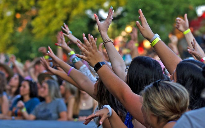 Rock the River 2 is coming to the San Angelo Riverstage this Friday with line up of rock musicians.