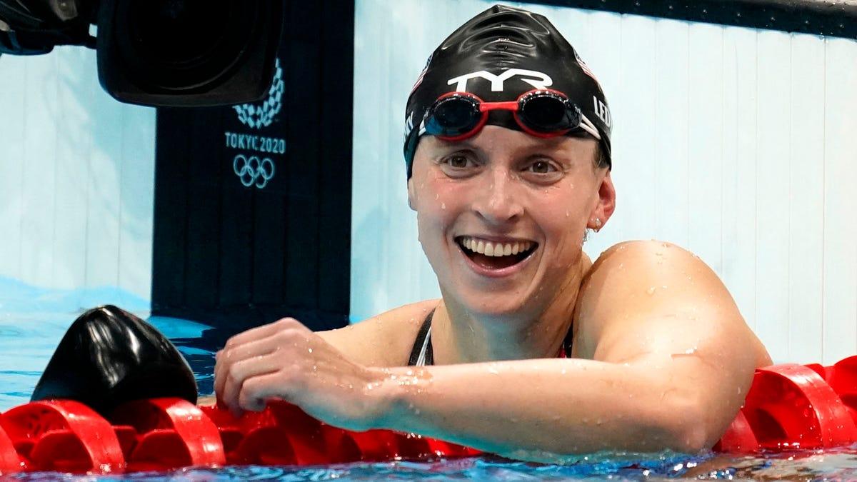 Katie Ledecky moving training base to University of Florida with eye on future Olympics