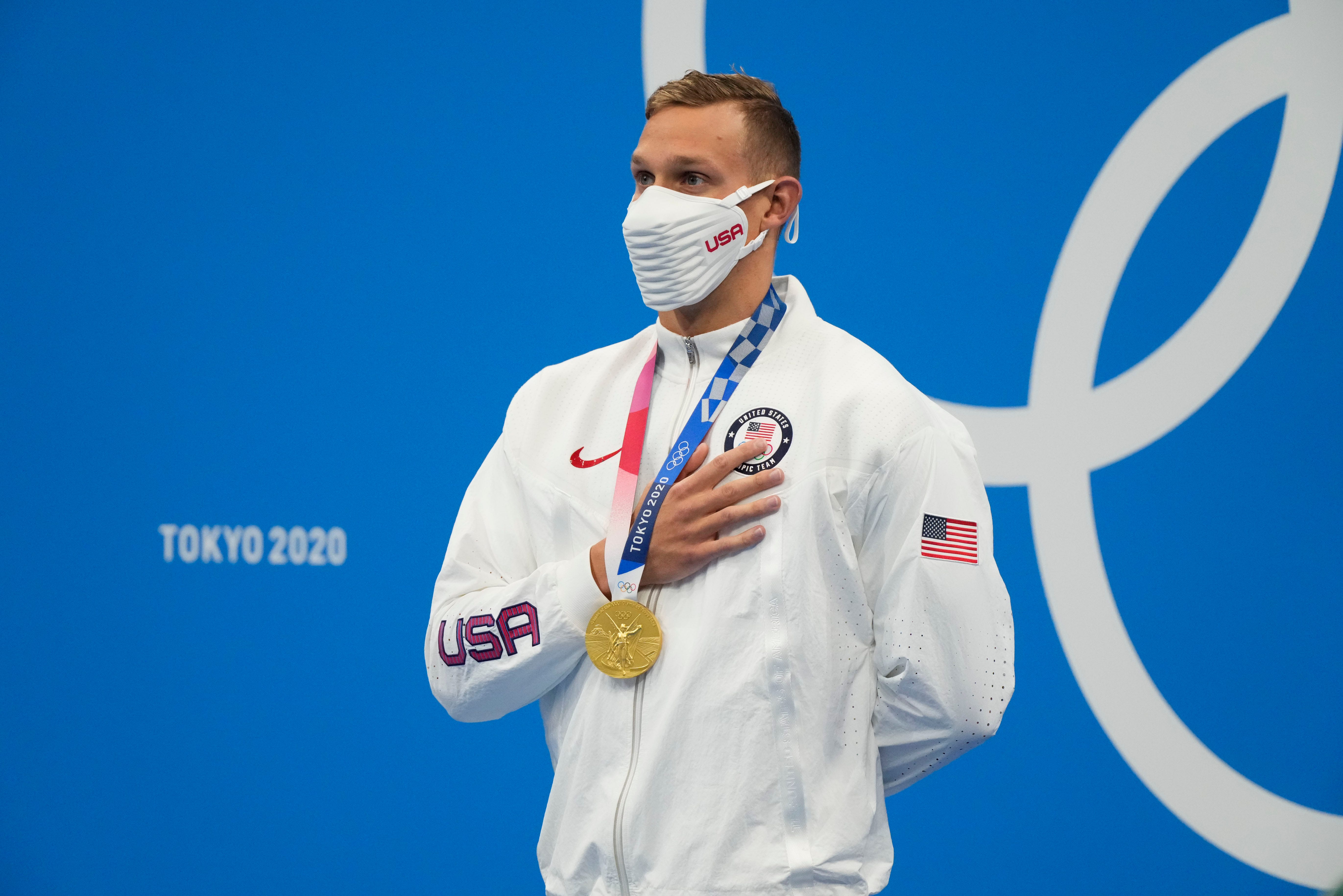 Tokyo Olympics live updates: Caeleb Dressel, Katie Ledecky win gold; Simone Biles out of two event finals
