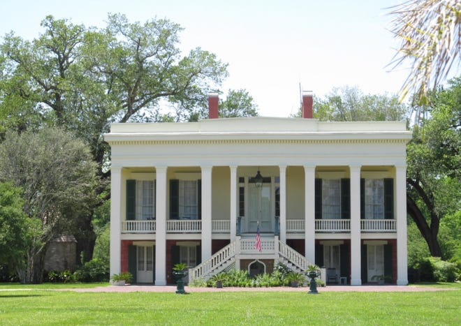Bocage Plantation is located in the Darrow area of Ascension Parish along the River Road.