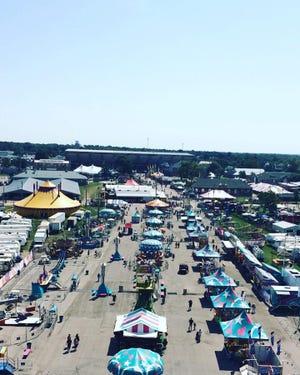 The Missouri State Fair