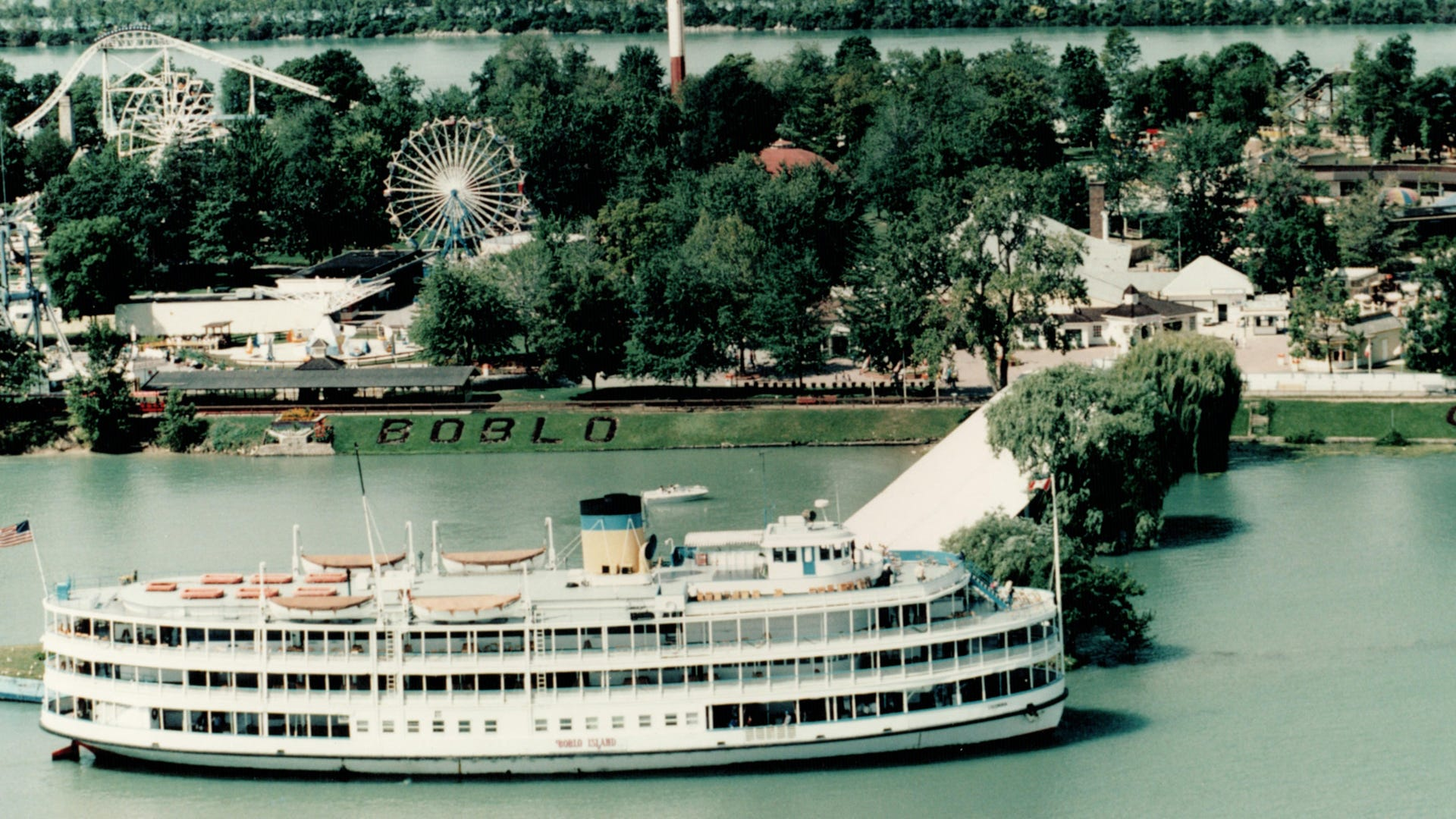 """WATCH: See an excerpt from new """"Boblo Boats: A Detroit Ferry Tale"""" documentary"""