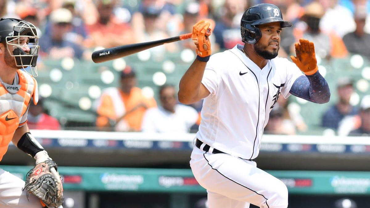 Tigers' bullpen keeps Orioles in check to earn series split 1