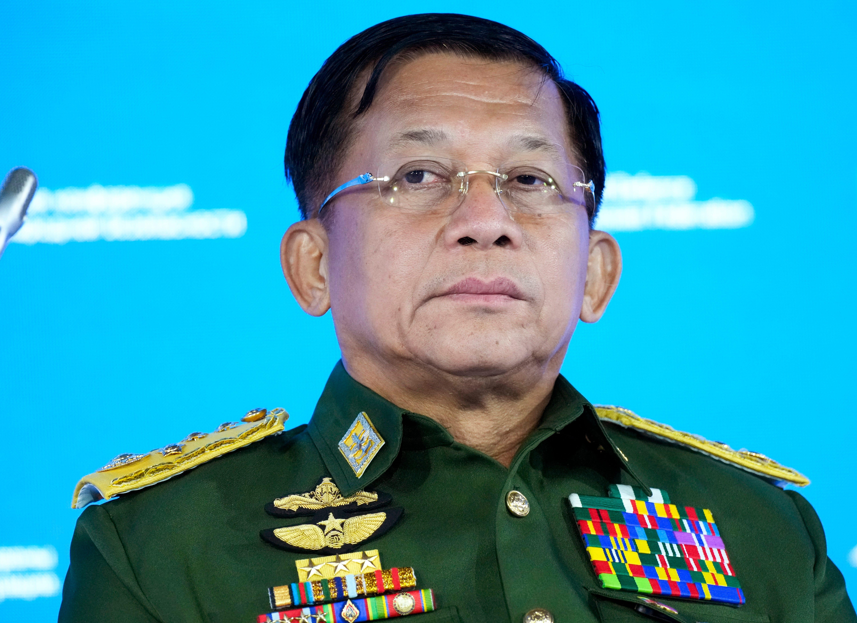 Myanmar military extends emergency, promises vote in 2 years 2