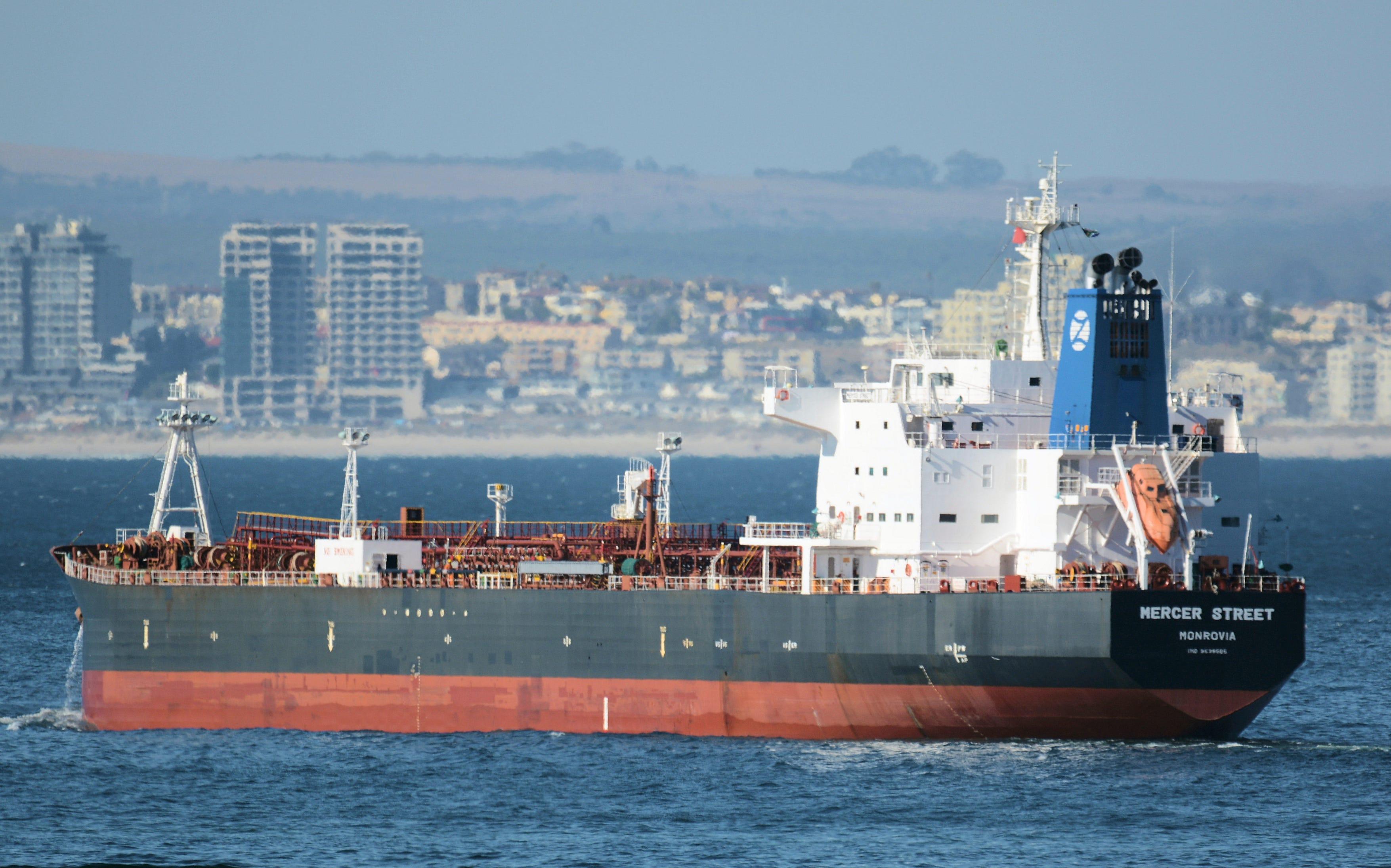 US, UK and Israel blame Iran for ship attack; Tehran denies 2