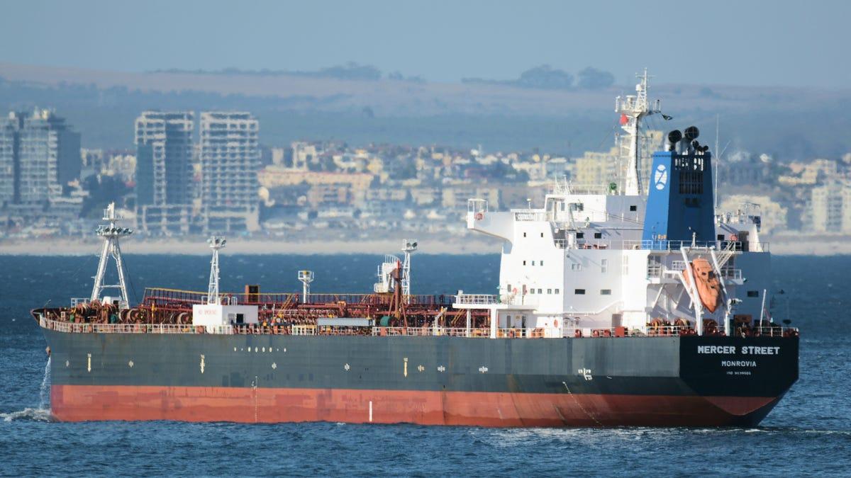 US, UK and Israel blame Iran for ship attack; Tehran denies 3