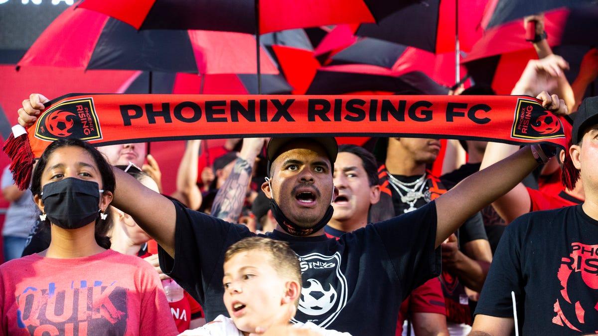 Photos: Phoenix Rising vs. Rio Grande Valley Toros