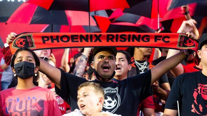 Dominant midfield performance leads Phoenix Rising past Rio Grande Valley