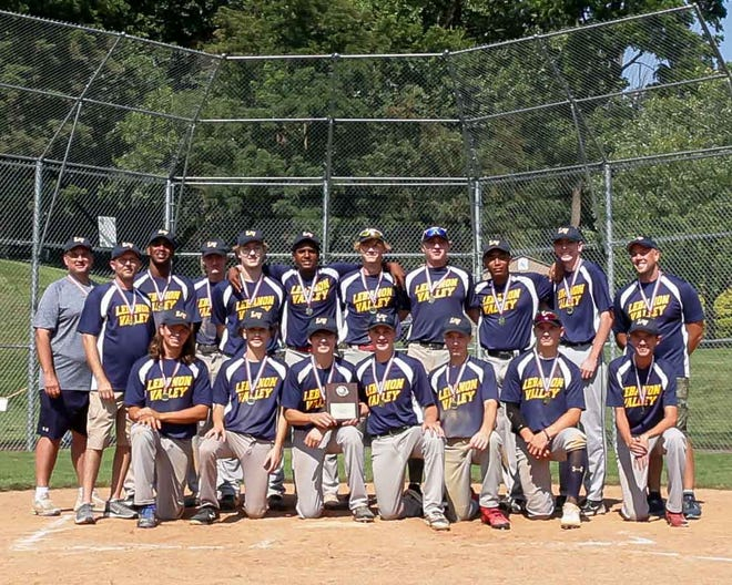 The Lebanon Valley Teener 16U All-Stars captured a state championship at Coleman Park via a pair of lopsided wins vs. Clearfield.
