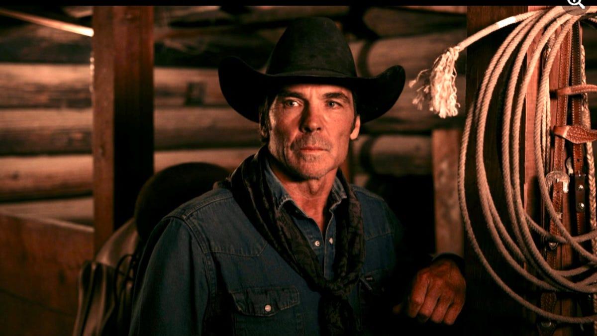 Jay Pickett, 'General Hospital' star, dies filming movie in Idaho: 'Ride like the wind, partner'