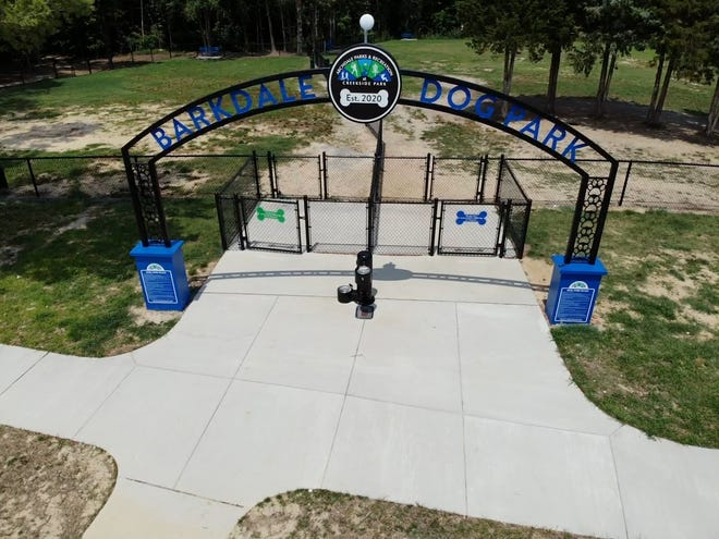 Archdale Parks and Recreation's Barkdale Dog Park makes its debut this Saturday with a grand-opening celebration.