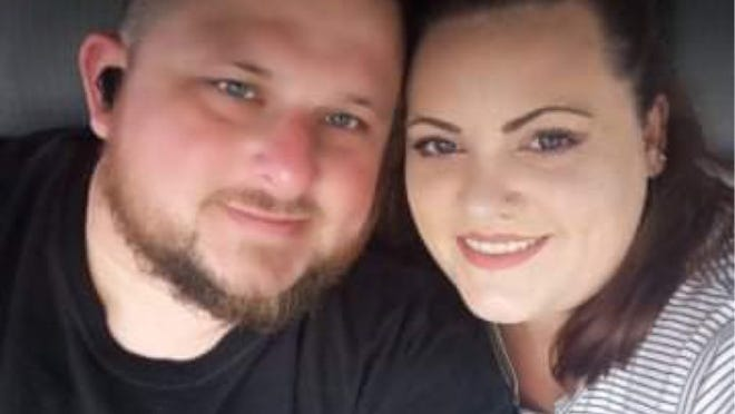 Britt McCall and Tiffany Devereaux were together for nine years. Last week, Britt died from coronavirus complications. Tiffany also lost her mom and grandmother to the disease the same week. Britt's father also died from COVID-19 last week.