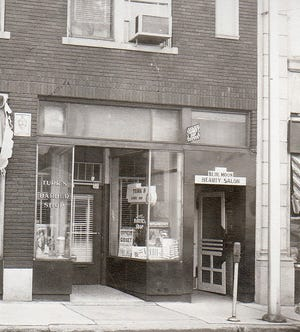 Turk's Barber Shop was first located at 92 Main St. in Gardner, nestled between Catholic Charities Thrift Shop on one side and Blue Moon Beauty Salon on the other.