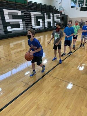 Geneseo basketball Summer Camp for grade school and high school