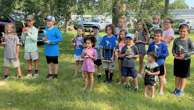 All these youngsters had the skills to catch either enough fish or the most in their categories.